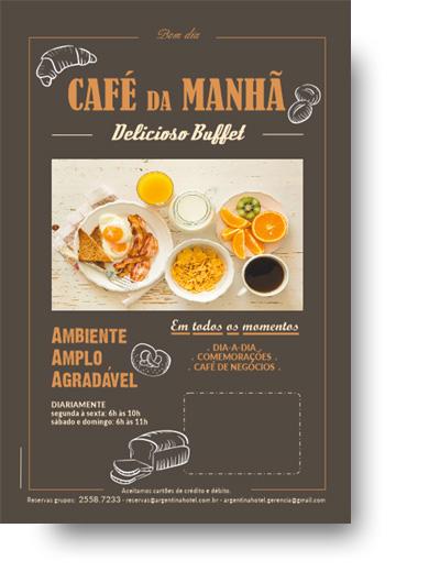 Banner café Comsut