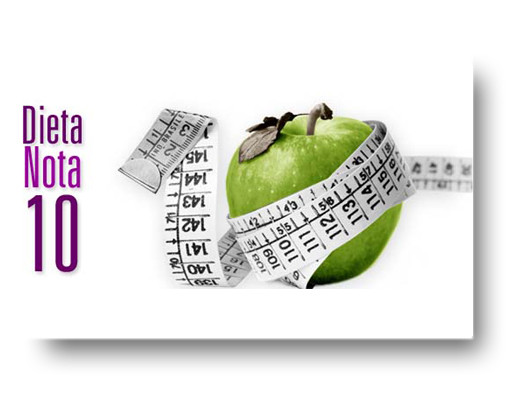 Logo Dieta Nota 10 comsut
